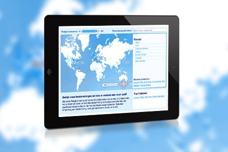 KLM Destination Guide <br />voor SATAMA