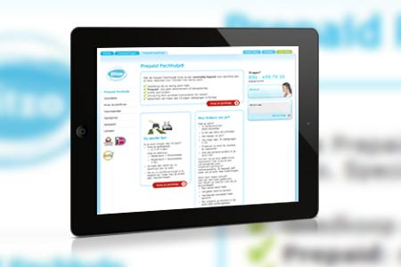 Ditzo Prepaid Pechhulp <br />namens Virtual Affairs